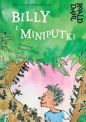 Okładka książki Billy i Miniputki