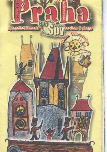 Okładka książki Praha City Spy