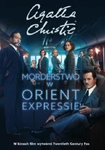 Okładka książki Morderstwo  w Orient Expressie