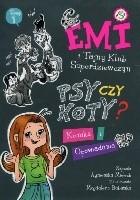 Emi i Tajny Klub Superdziewczyn. Psy czy koty?