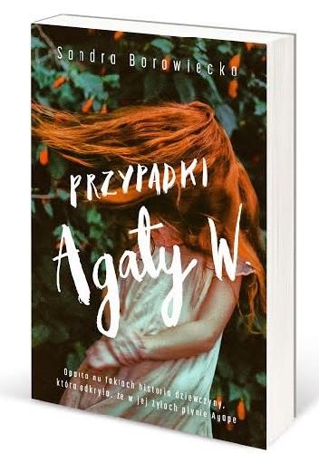 Okładka książki Przypadki Agaty W.