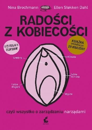 Okładka książki Radości z kobiecości