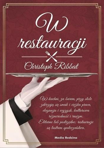 Okładka książki W restauracji