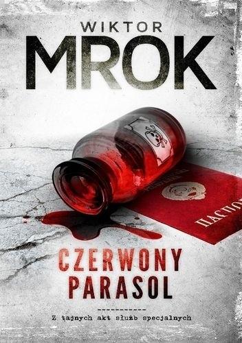 Okładka książki Czerwony Parasol