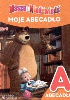"""Masza i Niedźwiedź """"A"""" Abecadło"""