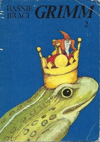 Okładka książki Baśnie braci Grimm t. II