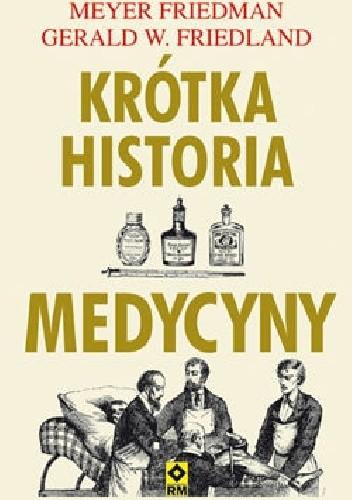 Okładka książki Krótka historia medycyny