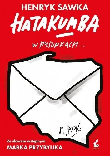 Okładka książki Hatakumba w rysunkach...