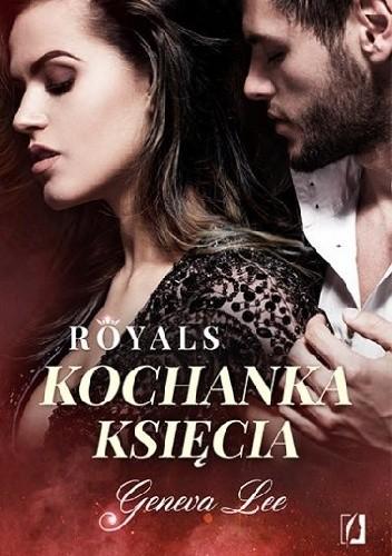 Okładka książki Kochanka księcia