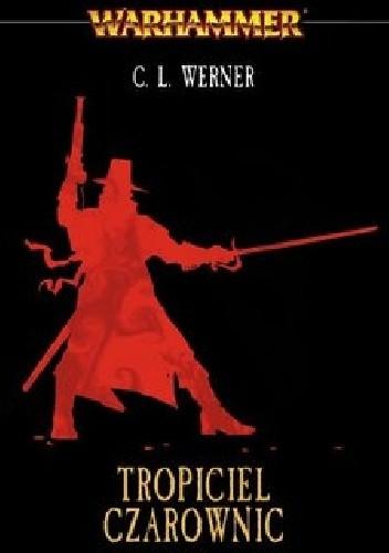 Okładka książki Tropiciel Czarownic