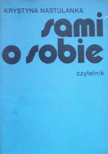 Okładka książki Sami o sobie