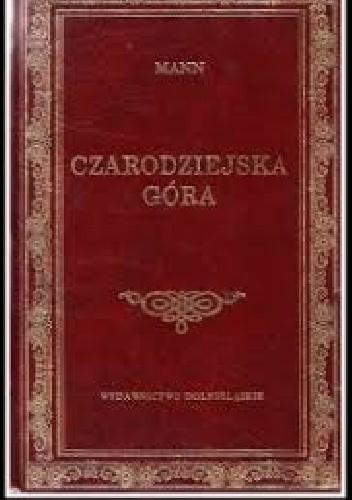 Okładka książki Czarodziejska góra. T.1