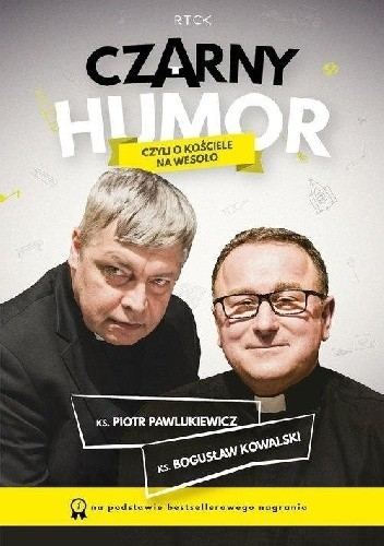 Okładka książki Czarny humor czyli o kościele na wesoło