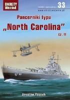 """Pancerniki typu """"North Carolina"""" cz II"""