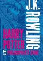 Harry Potter and the Philosopher's Stone (Adult Cover Edition)