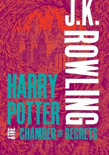 Okładka książki Harry Potter and the Chamber of Secrets (Adult Cover Edition)