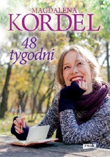 Okładka książki 48 tygodni