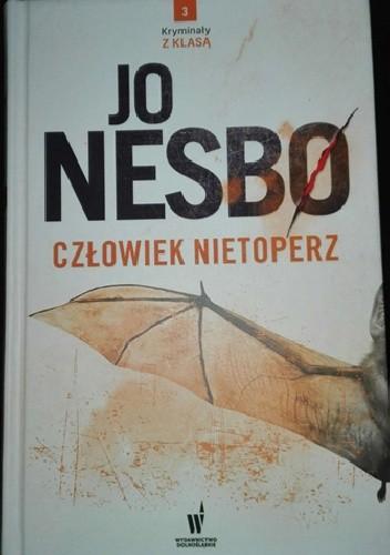 Okładka książki Człowiek nietoperz