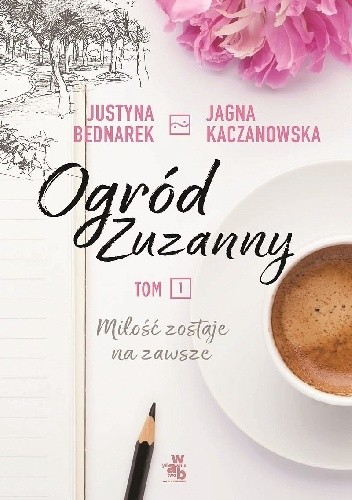 Okładka książki Ogród Zuzanny