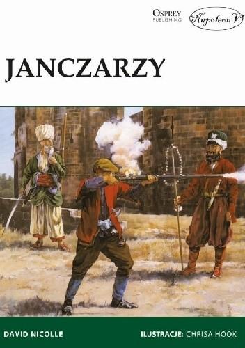 Okładka książki Janczarzy