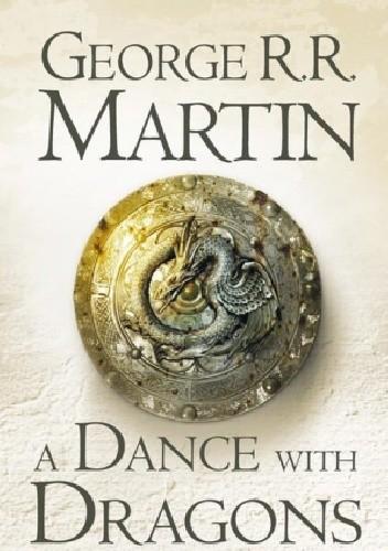 Okładka książki A Dance with Dragons