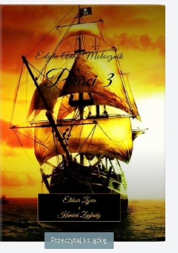 Okładka książki Piraci 3