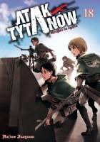 Atak Tytanów tom 18