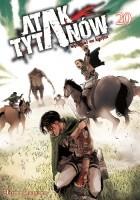 Atak Tytanów tom 20