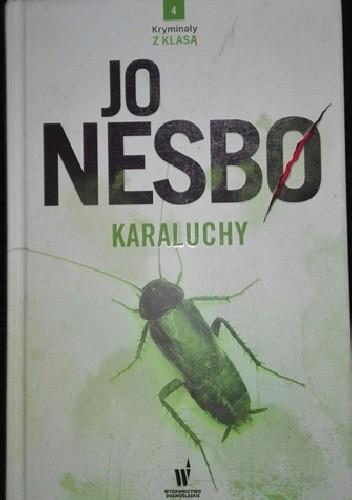 Okładka książki Karaluchy