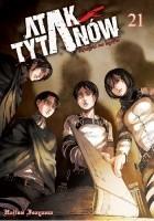 Atak Tytanów tom 21