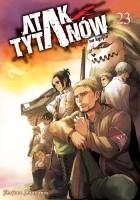 Atak Tytanów tom 23