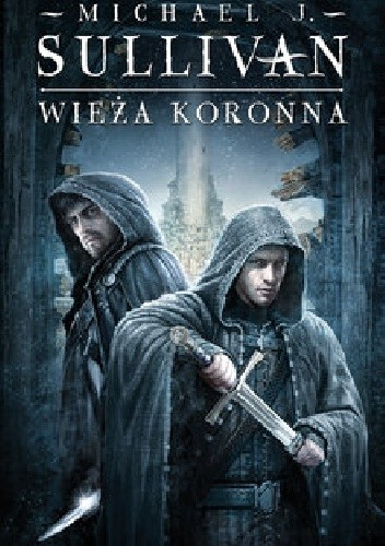 Okładka książki Wieża koronna