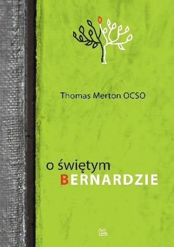 Okładka książki O świętym Bernardzie