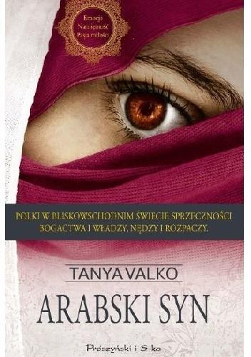 Okładka książki Arabski syn