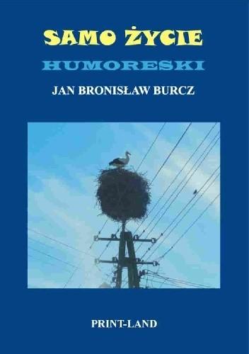 Okładka książki Samo życie. Humoreski