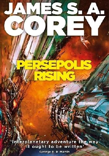 Okładka książki Persepolis Rising