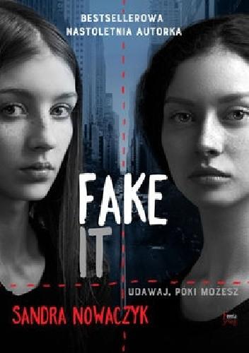 Okładka książki Fake it
