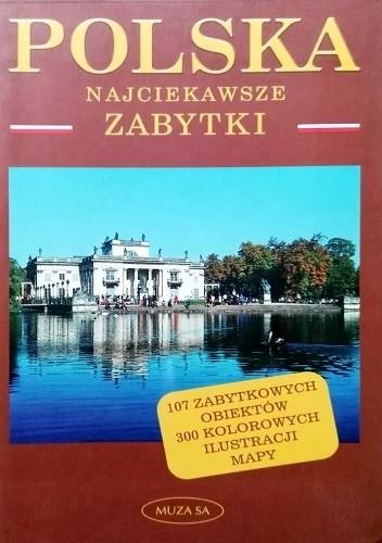 Okładka książki Polska. Najciekawsze zabytki