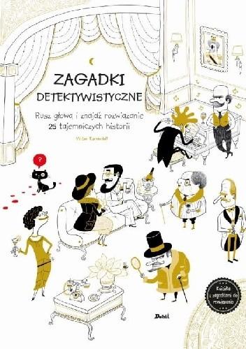 Okładka książki Zagadki detektywistyczne