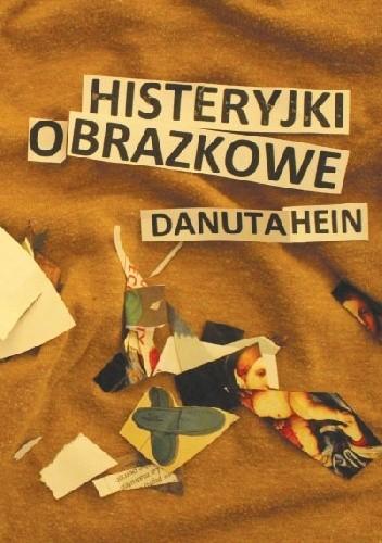 Okładka książki Histeryjki obrazkowe