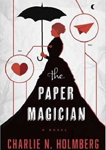 Okładka książki The Paper Magician