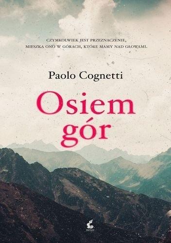 Okładka książki Osiem gór