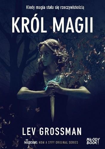 Okładka książki Król magii