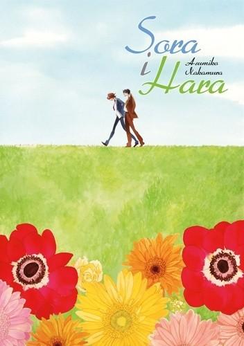 Okładka książki Sora i Hara