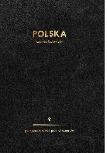 Okładka książki Polska (wiązanka pieśni patriotycznych)