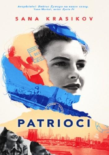 Okładka książki Patrioci