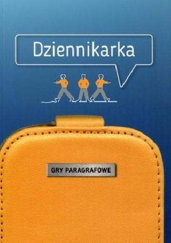 Okładka książki Dziennikarka