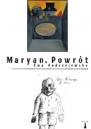 Okładka książki Maryan. Powrót