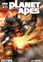 Planet of the Apes #9 - Children of Fire, Part 1