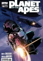 Planet of the Apes #10 - Children of Fire, Part 2